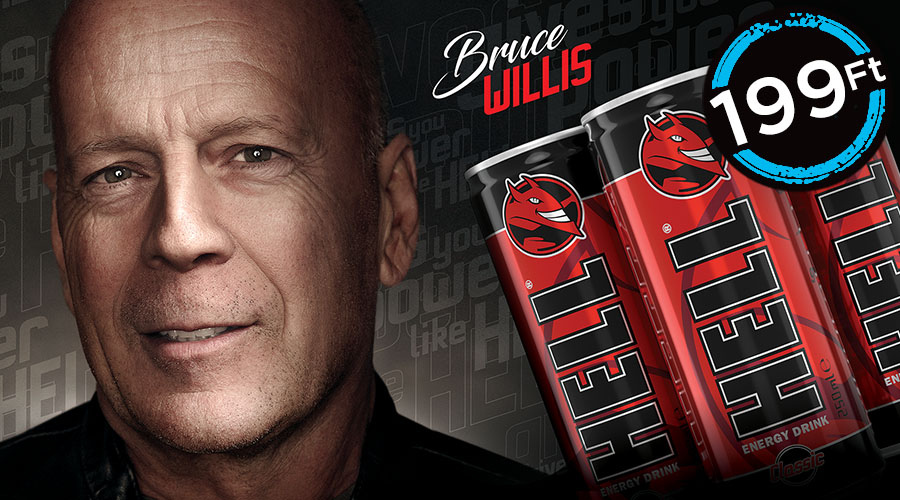Bruce Willis for Hell